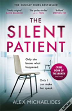 Wook.pt - The Silent Patient