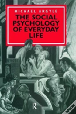 Wook.pt - The Social Psychology Of Everyday Life
