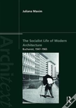 Wook.pt - The Socialist Life Of Modern Architecture
