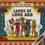The Spot The Mistake: Lands Of Long Ago