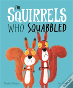 Wook.pt - The Squirrels Who Squabbled