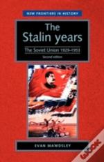 The Stalin Years