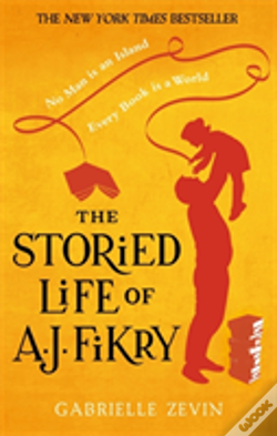 Wook.pt - The Storied Life Of A. J. Fikry