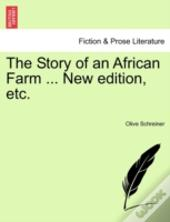 The Story Of An African Farm ... New Edi