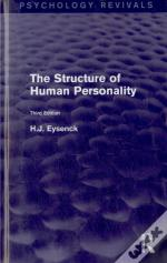 The Structure Of Human Personality (Psychology Revivals)