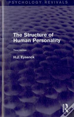 Wook.pt - The Structure Of Human Personality (Psychology Revivals)