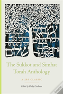 Wook.pt - The Sukkot And Simhat Torah Anthology