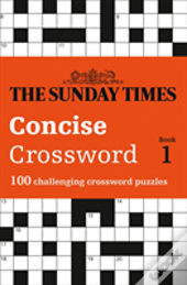 The Sunday Times Concise Crossword Book 1