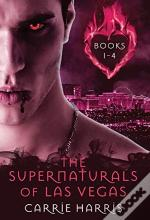 The Supernaturals Of Las Vegas Books 1-4