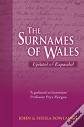The Surnames Of Wales