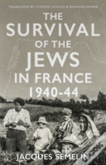 The Survival Of The Jews In France