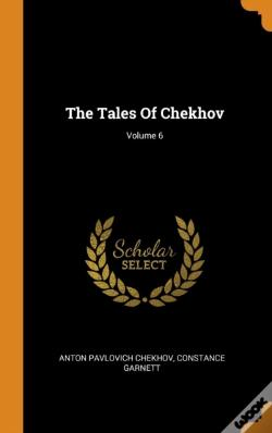 Wook.pt - The Tales Of Chekhov; Volume 6