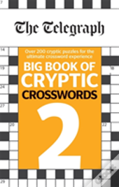 The Telegraph Big Book Of Cryptic Crosswords 2