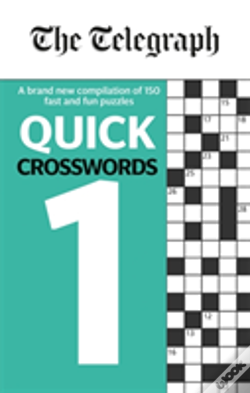 Wook.pt - The Telegraph Quick Crosswords 1