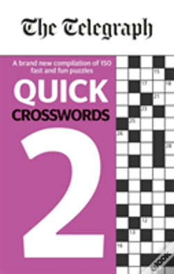 Wook.pt - The Telegraph Quick Crosswords 2