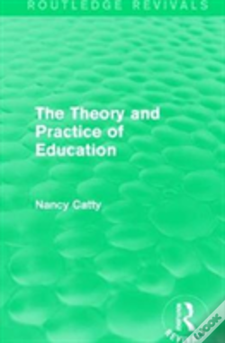Wook.pt - The Theory And Practice Of Education (1934)