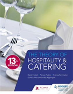 Wook.pt - The Theory Of Hospitality And Catering Thirteenth Edition