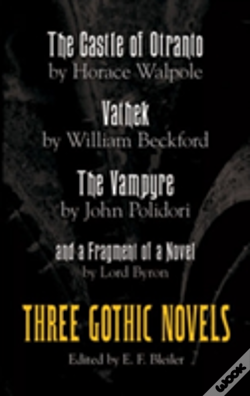 Wook.pt - The Three Gothic Novels