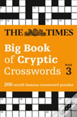 The Times Big Book Of Cryptic Crosswords 3