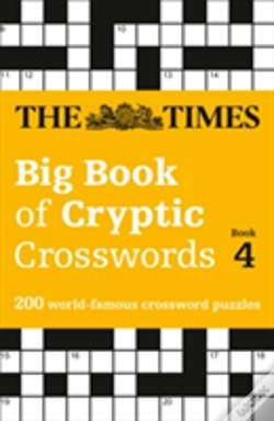 Wook.pt - The Times Big Book Of Cryptic Crosswords Book 4
