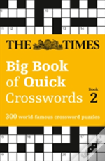 The Times Big Book Of Quick Crosswords 2