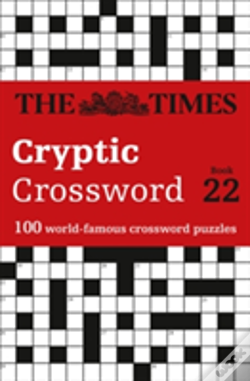 Wook.pt - The Times Cryptic Crossword Book 22