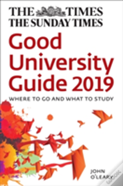 Wook.pt - The Times Good University Guide 2019