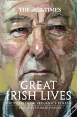Wook.pt - The Times Great Irish Lives