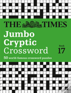 Wook.pt - The Times Jumbo Cryptic Crossword Book 17