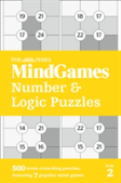 The Times Mind Games Number And Logic Puzzles Book 2