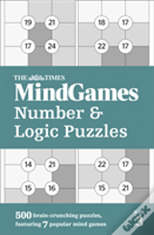 The Times Mind Games Number And Logic Puzzles Book 3