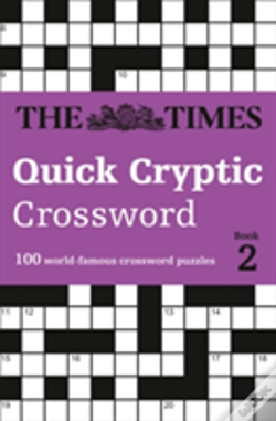 Wook.pt - The Times Quick Cryptic Crossword Book 2