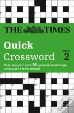 The Times T2 Crossword Book 2