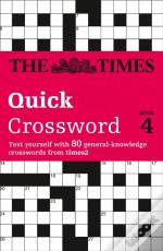 The Times T2 Crossword Book 4