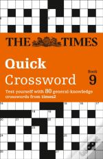 The Times T2 Crossword Book 9