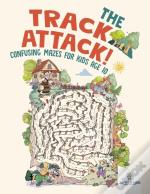 The Track Attack! Confusing Mazes For Kids Age 10