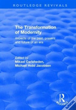 Wook.pt - The Transformation Of Modernity
