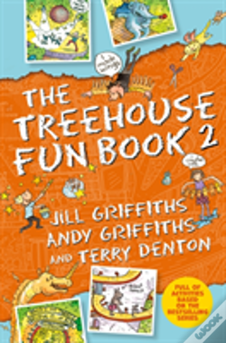 Wook.pt - The Treehouse Fun Book 2