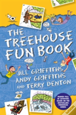 Wook.pt - The Treehouse Fun Book