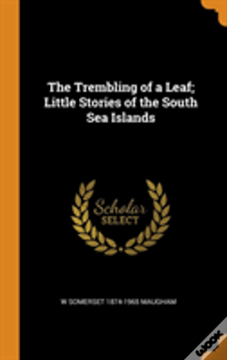 Wook.pt - The Trembling Of A Leaf; Little Stories Of The South Sea Islands