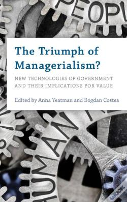 Wook.pt - The Triumph Of Managerialism?