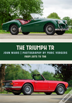 Wook.pt - The Triumph Tr2 And Tr4a