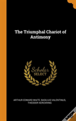 Wook.pt - The Triumphal Chariot Of Antimony
