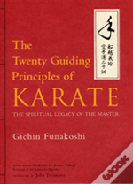 The Twenty Guiding Principles Of Karate