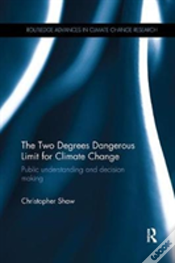Wook.pt - The Two Degrees Dangerous Limit For Climate Change