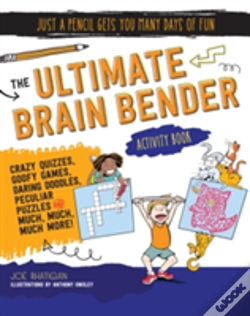 Wook.pt - The Ultimate Brain Bender Activity Book