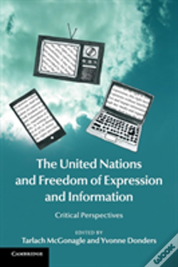 Wook.pt - The United Nations And Freedom Of Expression And Information