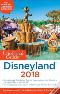 Wook.pt - The Unofficial Guide To Disneyland 2018