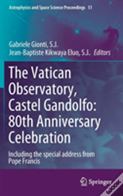 Wook.pt - The Vatican Observatory, Castel Gandolfo: 80th Anniversary Celebration