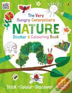 The Very Hungry Caterpillar Nature Sticker And Col